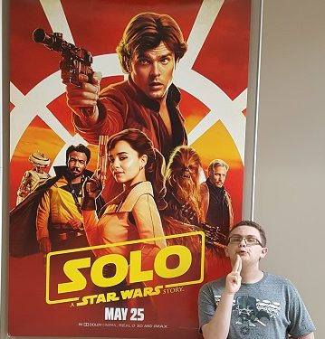 Solo: A Star Wars Movie Flutters To The End