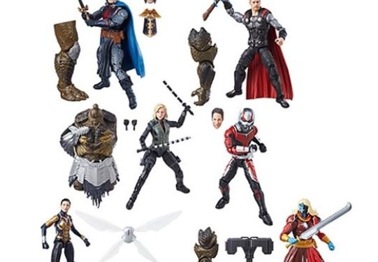 Avengers Infinity War Wave 2 Figures Look The Part