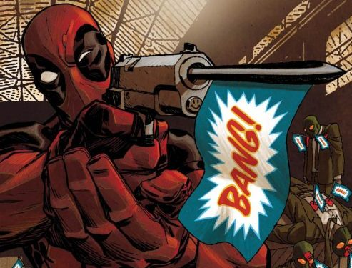 Hero of the Month: Deadpool