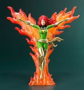 X-Men Phoenix Furious Power ARTFX+ Looks Amazing
