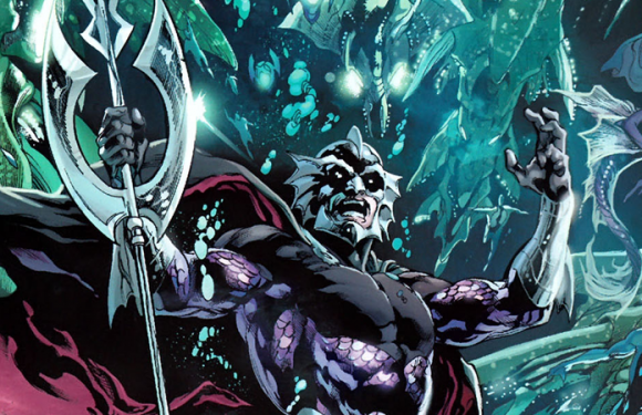 Villain of the Month: Ocean Master