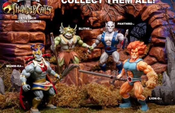 Thundercats Savage World Out Soon