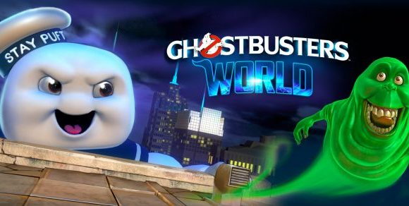 Ready to Hunt Ghosts with Ghostbusters World