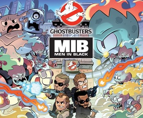 MIB/Ghostbusters Ecto-terrestrial Invasion Game Being Created by IDW