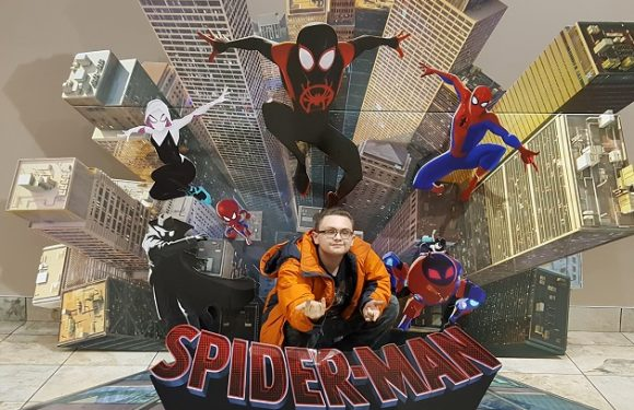 Spider-man Into the Spiderverse Is More Than a Spider-man movie